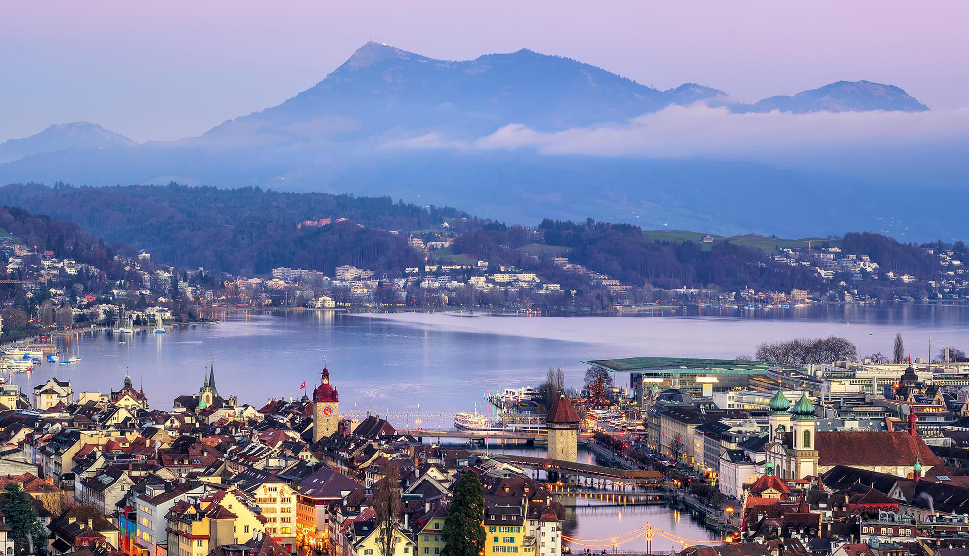 Luzern landscape