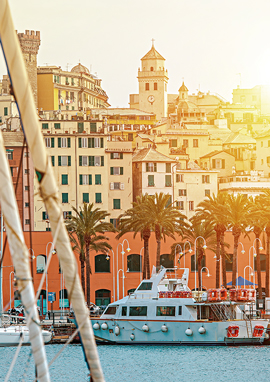 Entdecke die coolsten Destinationen des Mittelmeers