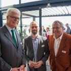 Martin Schläpfer, Migros- Genossenschafts-Bund - Stefan Feige, Dr., htp St.Gallen Managementberatung AG - Dumeni Columberg, Ehemaliger Nationalrat