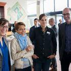 Deborah Stotz, Micarna SA - Gabi Buchwalder, Migros-Genossenschafts- Bund - Dominique Faes, ELSA - Lukas Barth, ELSA