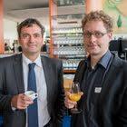 Prof. Dr. Rudolf Minsch, Chefökonom economiesuisse - Urs Rybi, Public Eye