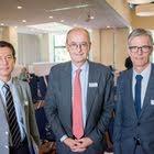 Satoshi Sugimoto, Novartis - Felix R. Ehrat, Dr., Novartis - Peter Huber, Novartis Pharma AG