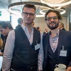Roman Sonders, Delica AG - Stephan Obwegeser, Schober Information Group (Schweiz) AG
