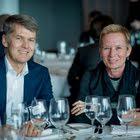 Rolf Fallegger, Lindt & Sprüngli (International) AG - Alice Sáchová, Vendbrige AG