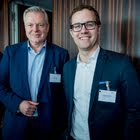Geri Aebi, Wirz Gruppe - Patrick Minder, JLS Digital AG