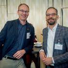 Mike de Bever, HUG Bäckerei AG - Dr. Stephan Feige, htp St. Gallen
