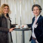 Nicole Josi, Microsoft Schweiz GmbH - Sarah Hammami, Havas Media AG