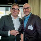 Thomas Ramseier, BrandPulse AG - Thomas Städeli, Wirz Brand Relations AG