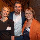 Jeannette Holz, Ognjen Visnjic, Angela Grandjean - Swiss Life AG