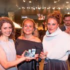 Chiara Desimone, TCS - Patricia Gyger, TCS Marketing und Vertrieb - Vanessa Zwinselman, Jung von Matt