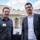 Philipp Caretta (Keystone AG), Adrian Lobe (Freier Journalist und Autor)
