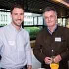 Manuel Bertschi (Bundesamt für Kommunikation, BAKOM), Christoph Born (Wenner & Uhlmann Rechtsanwälte)