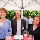Barbara Müller (Geyst), Markus Siegfried (Stiftung SOS-Kinderdorf Schweiz), Dana Leither-Schall (Westiform)