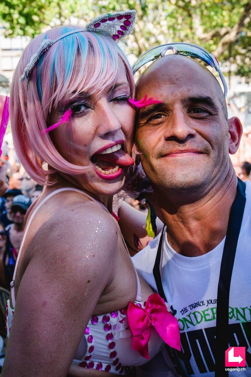 Streetparade 2018 - Lovemobilde Synergy @ Street Parade, 11.08.2018