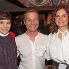 Yvonne Boos, Remei AG/OC - Stefan Berger, FACES Magazine - Annette Winter, Remei AG