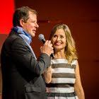 Thomas Oetterli (CEO Schindler), Sandra Studer