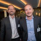 Stephan Feige (htp St. Gallen), Markus Solinger (Verband der Schweiz. Gasindustrie)