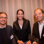 Christoph Bürge (Rent-a-Show AG), Ivana Lachner (Adobe), André Küttel (Verkehrshaus der Schweiz)
