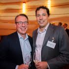 Kai Kruthoff (Stimmt AG), Philipp Boksberger (CEIBS)