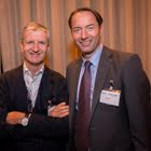 Marcel Dietrich (MDP Advice GmbH), Pascal Schweingruber (Kessler)