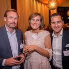 Götz Gerecke (The Bosten Consulting Group AG), Carola Wahl, Guido Stillhard (Schindler)