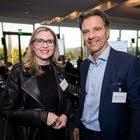 Manuela Beer (PKZ Burger-Kehl & Co. AG), Roger Harlacher (Zweifel Pomy- Chips AG)