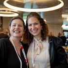 Judith Lanz, Sympany Services AG - Simone Schulz, Goldbach Media (Switzerland) AG