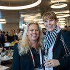 Tanja Dirschnabel, Rotpunkt Pharma AG - Karin Müller, Vogt AG