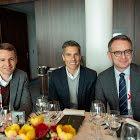 Oliver Egger, Post CH AG Postmail - Gregor Doser, Google Switzerland GmbH - Daniel Tom Fischer, UBS Switzerland AG