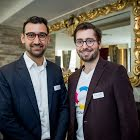 Joel Singh, Crossiety AG - Francesco Andreoli, LocalPoint SA