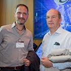 Marc Vogel, Stämpfli - Bruno Fretz, Die Unternehmensphysiker