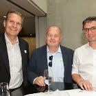 Matthias Trümpy, SwissGlobal Language Service AG - Christoph Glauser, ArgYou AG - Olaf Grewe, Geberit International AG