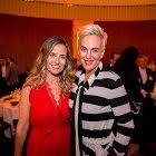 Sandra Studer (SRF), Nadine Borter (Contexta AG)