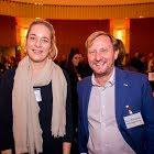 Christine Göhler (Axpo Services AG), Felix Roscheisen (Creative Intelligence Society)