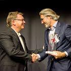 Stefan Michel (IMD), Michael Müller (Valora Holding AG)
