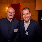 Ulrich H.Moser (conavest), Guido Stillhard (Schindler Digital Group AG)