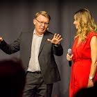Stefan Michel (IMD), Sandra Studer (SRF)