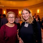Jeannine Pilloud (Ascom Holding AG), Bea Knecht (Zattoo International Ltd.)