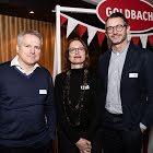 Manfred Kluge  (Chairmann) - Omnicom Media Group, Catherine Purgly (Geschäftsführerin) - LEADING SWISS AGENCIES, Beat Krebs (Managing Director) -  Omnicon Media Group Schweiz AG