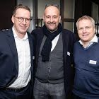 Thomas Schwetje (Head of Marketing und Digital Services) - Coop, Michi Frank (CEO) - Goldbach Group AG,  Manfred Kluge (Chairmann) - Omnicom Media Group