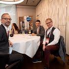 Stephan Feige, htp St. Gallen Managementberatung - Roland Ehrler, SWA - Simon Hofman, TMI