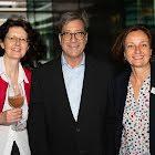 Susi Quinter - Schaub Medien AG, Gilbert Bühler - Freiburger Nachrichten, Marianne Läderach - Schweizer Medien