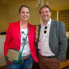 Nathalie Diethelm - Hawas AG und Luca Schena - Ringier AG