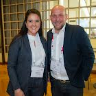 Tanja Hengartner - Arosa Tourismus und Lukas Meier Aroma Production AG
