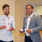 Tobias Zehnder - Webrepulic AG mit Allan Stimpfl - Salesforce Sàrl