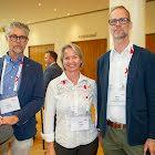 Urs Thüring - Mayoris AG mit Nadja Kooistra Hero und Florian Rajki UniSpital Zürich