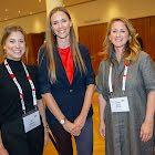 Léa Miggiano Carvolution AG mit Sunnie J. Groeneveld und Daniela Steiner FelFel AG