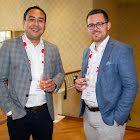 Allan Stimpfl - Salesforce Sàrl mit Adrian Haefeling - Diction AG