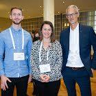 Leif Empen - Schnidler Aufzäge AG mit Karin Gutzwiller Alfred Müller AG und Robert Schumacher gateB