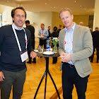Eric Schwaninger - Salesforce Sàrl mit Karl Schnyder - Intelligentfood Schweiz AG
